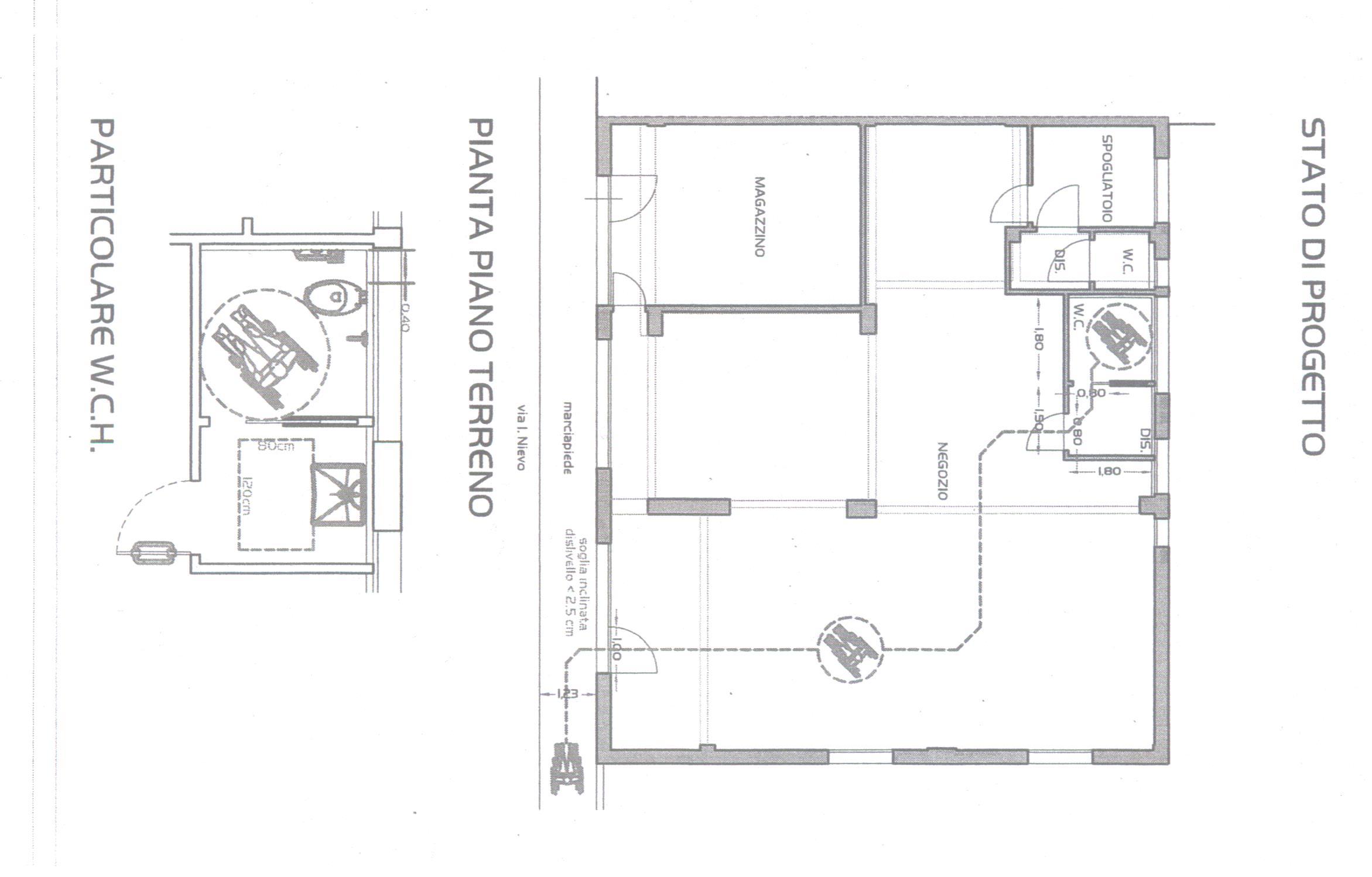 Planimetria 1/1 per rif. F/0129
