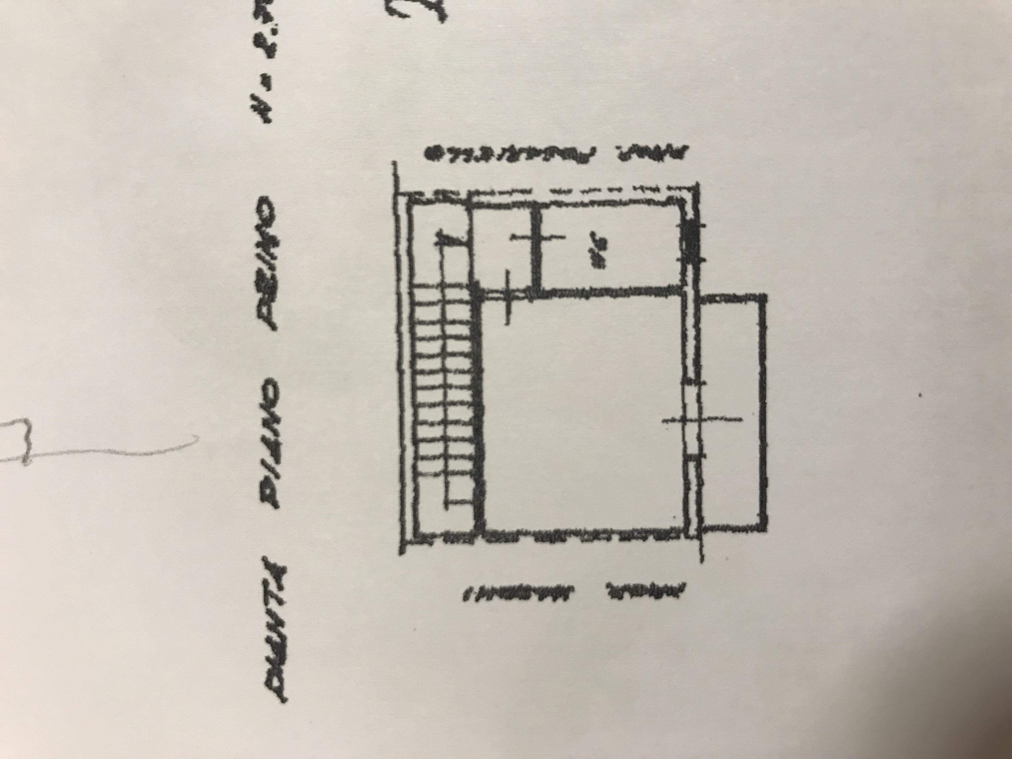 Planimetria 1/1 per rif. M/0145