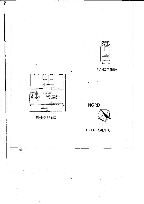 Planimetria 1/1 per rif. P/0059