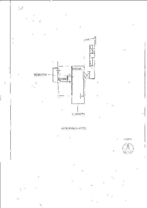 Planimetria 1/1 per rif. P/0067