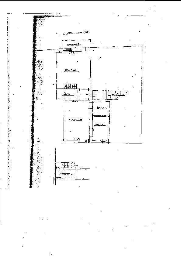Planimetria 1/1 per rif. P/0072
