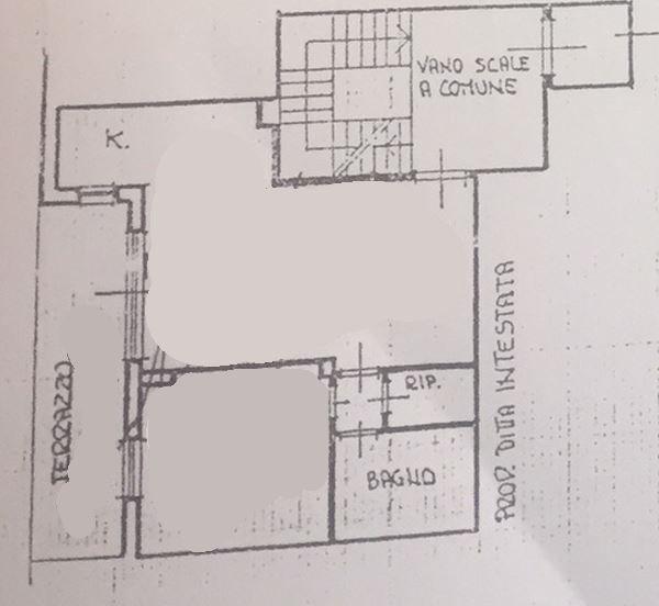 Planimetria 1/1 per rif. M/0138