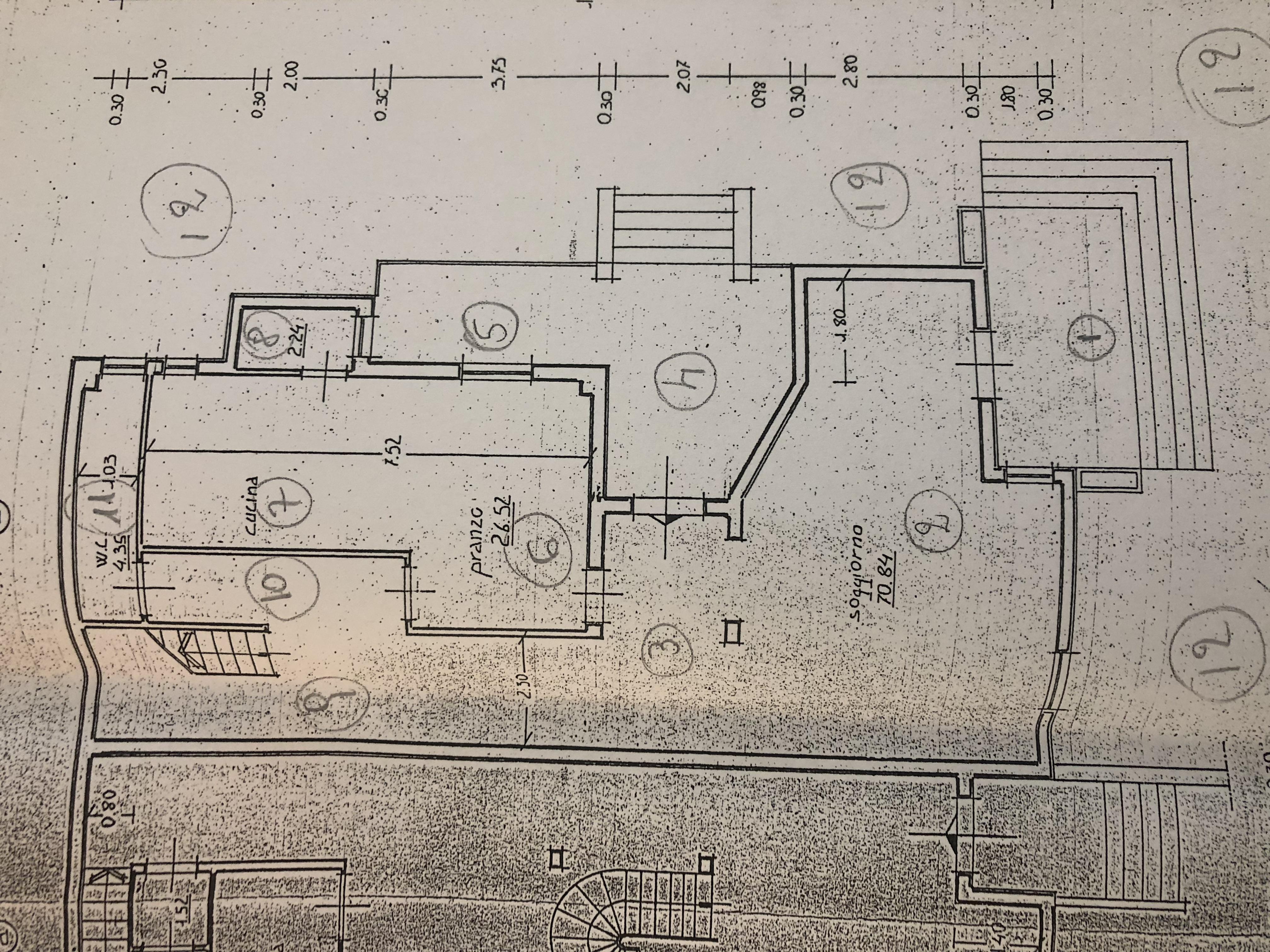 Planimetria 4/4 per rif. F/0162