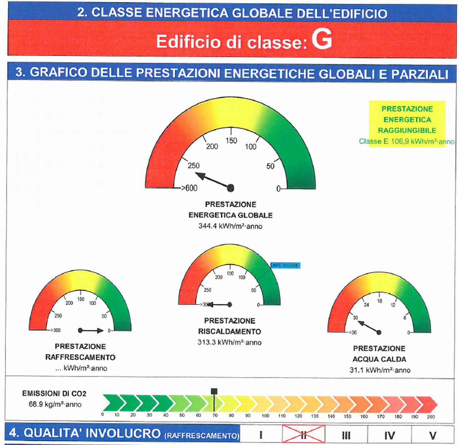 Planimetria 2/2 per rif. 7659-02