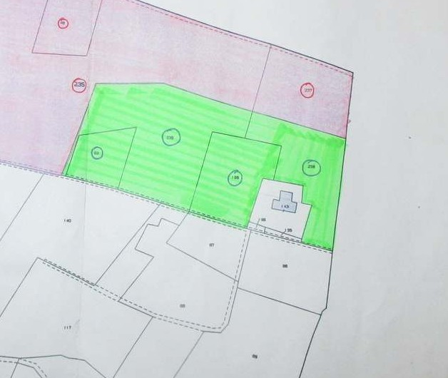 Planimetria 3/3 per rif. 7092