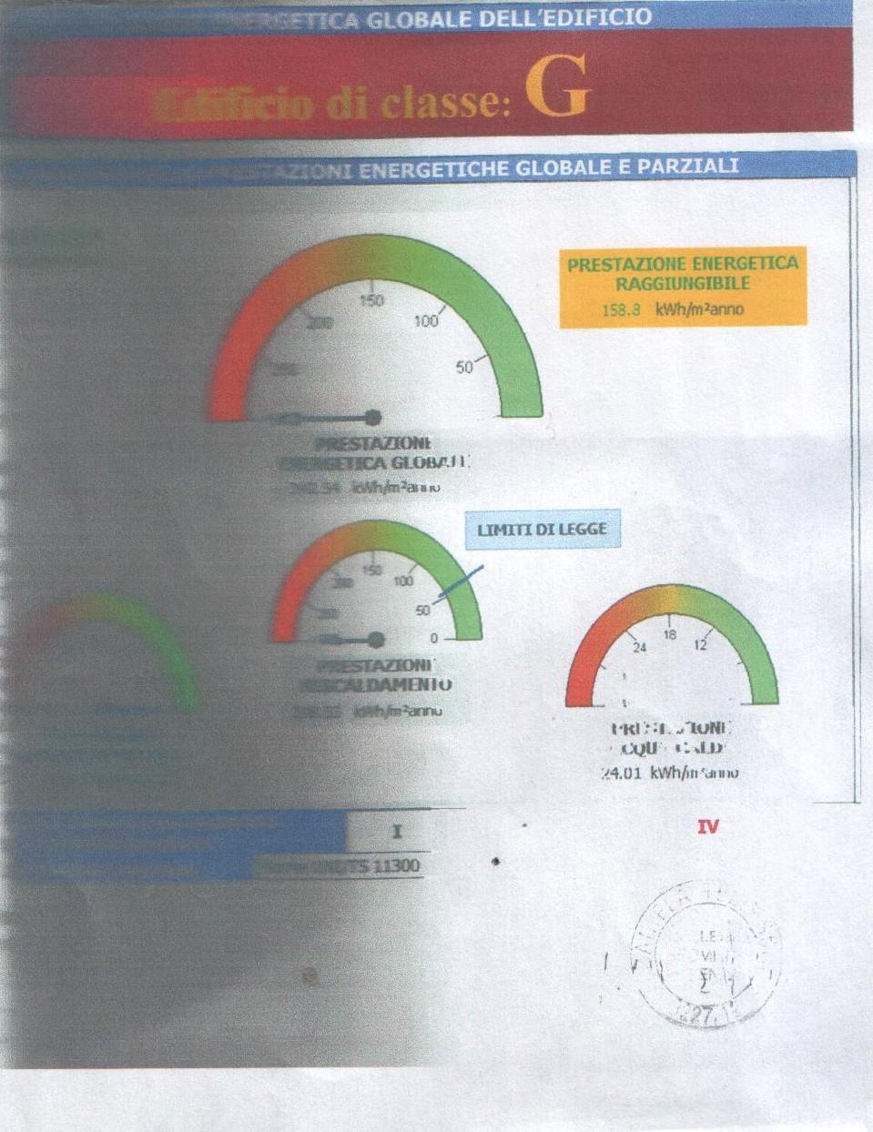 Planimetria 2/2 per rif. 7644