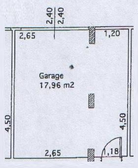 Planimetria 2/4 per rif. 8144