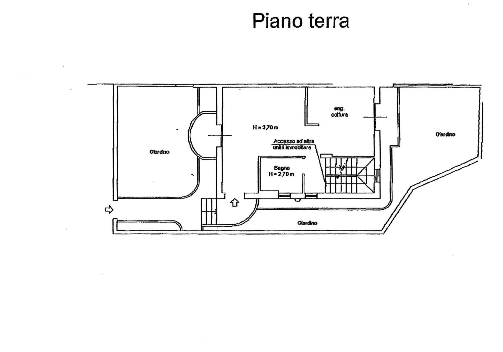 Planimetria 3/3 per rif. 8384