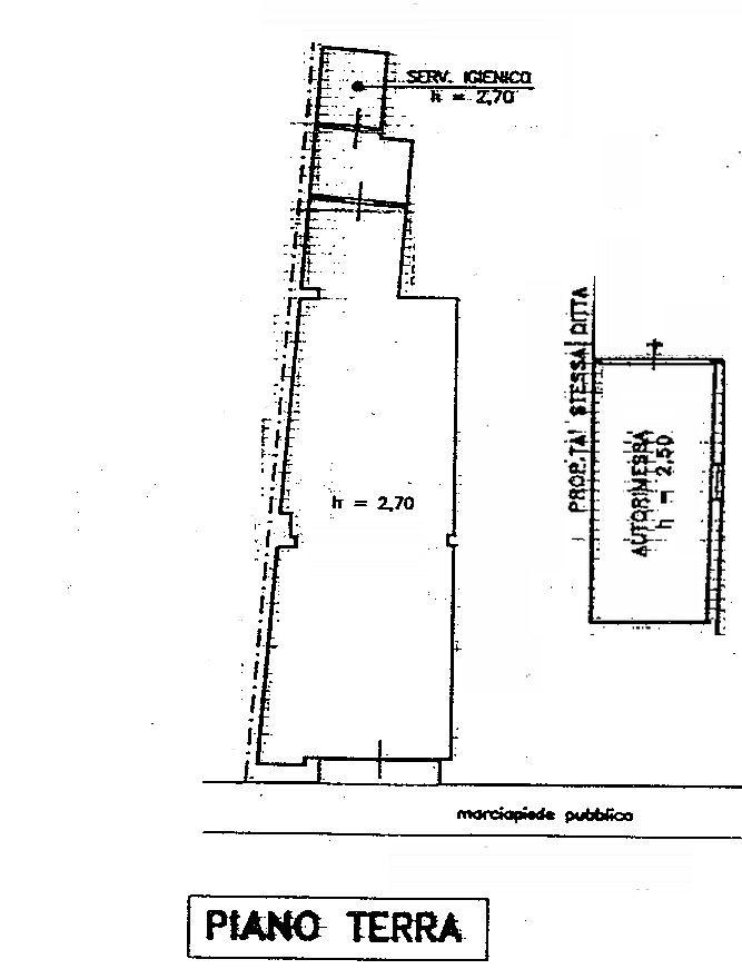 Planimetria 1/1 per rif. 568