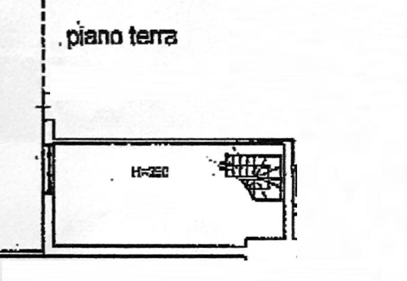 Planimetria 2/3 per rif. 8462