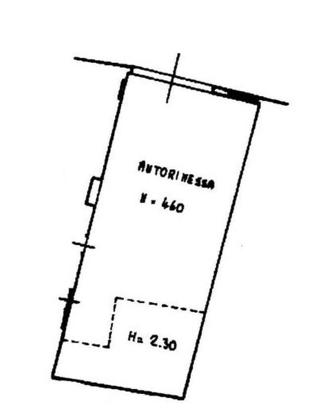 Planimetria 2/3 per rif. 8474