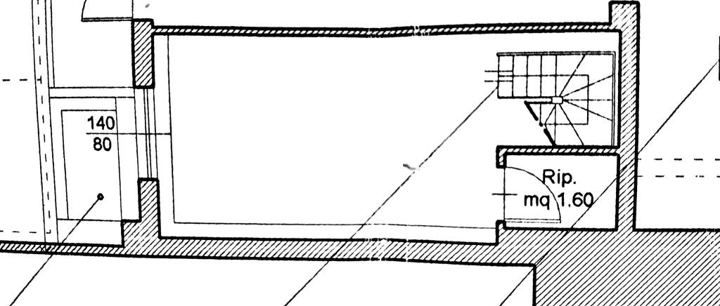 Planimetria 2/3 per rif. 8501-02