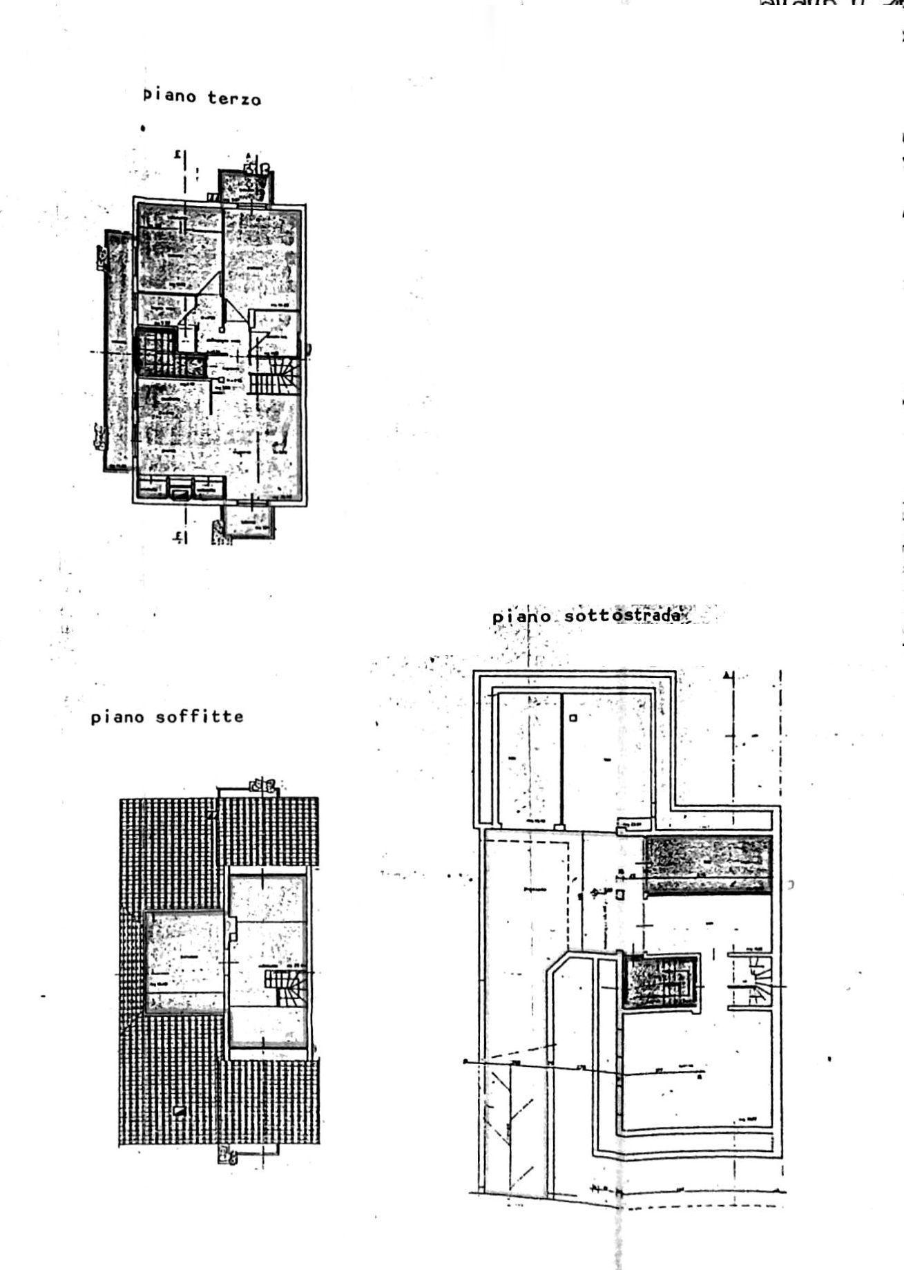Planimetria 1/2 per rif. 8527