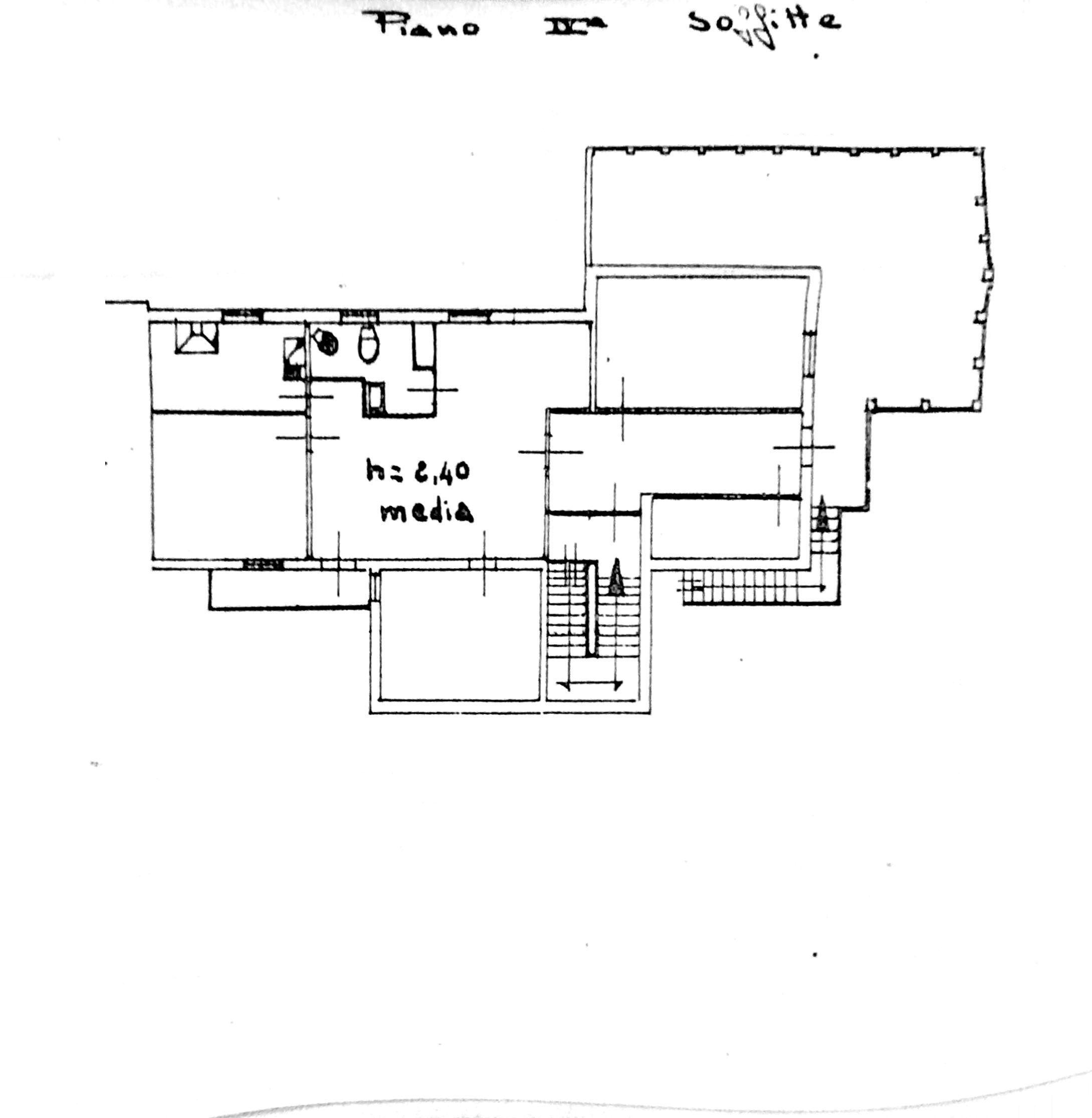 Planimetria 2/4 per rif. 8559