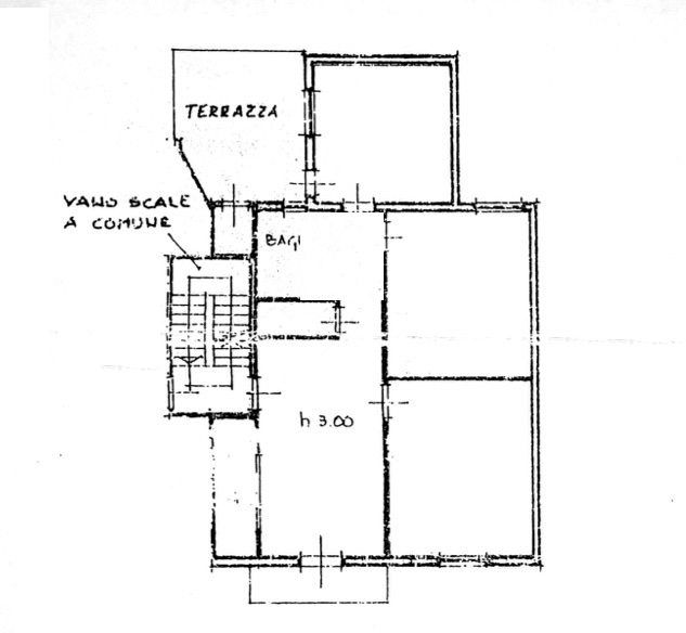Planimetria 1/2 per rif. 8555