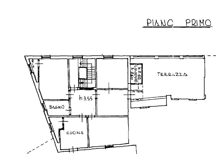 Planimetria 2/2 per rif. 8592