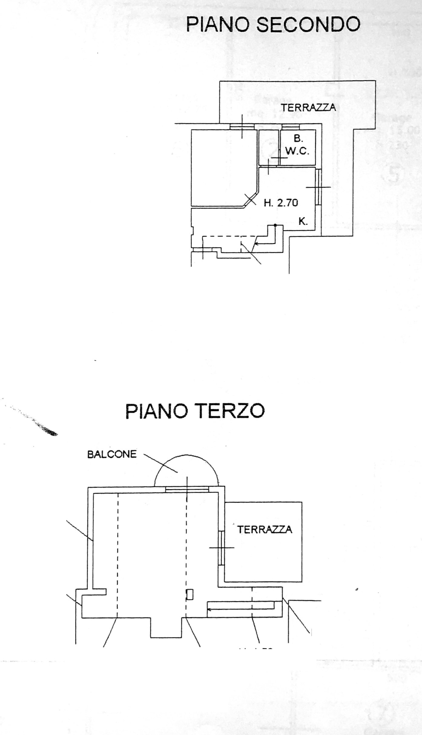 Planimetria 1/1 per rif. 8577