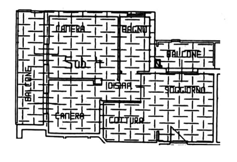 Planimetria 1/1 per rif. 8702