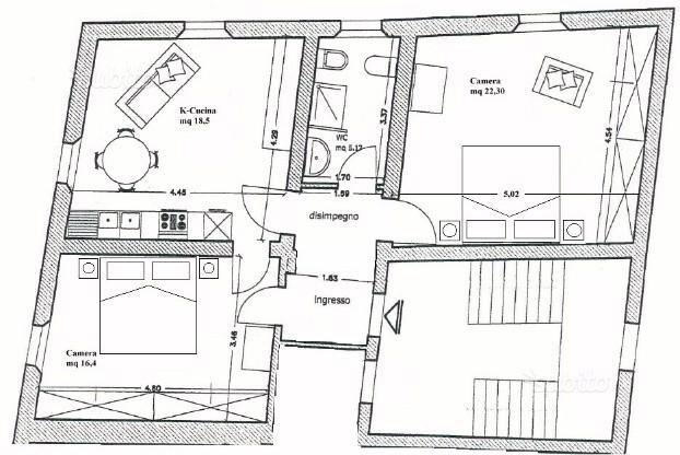 Plan 1/1 for ref. DE61