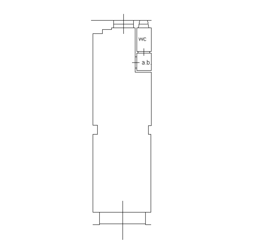 Planimetria 1/1 per rif. FA904