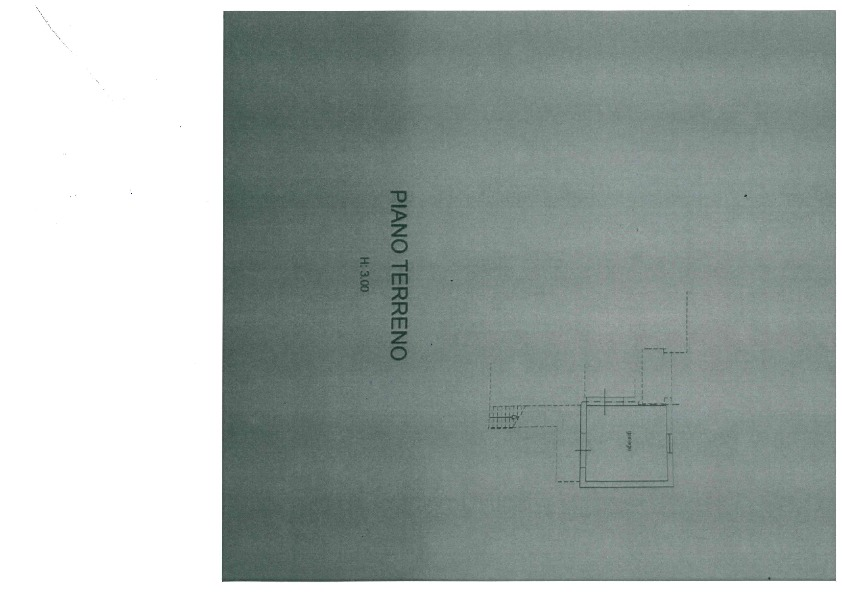 Planimetria 5/5 per rif. 1081