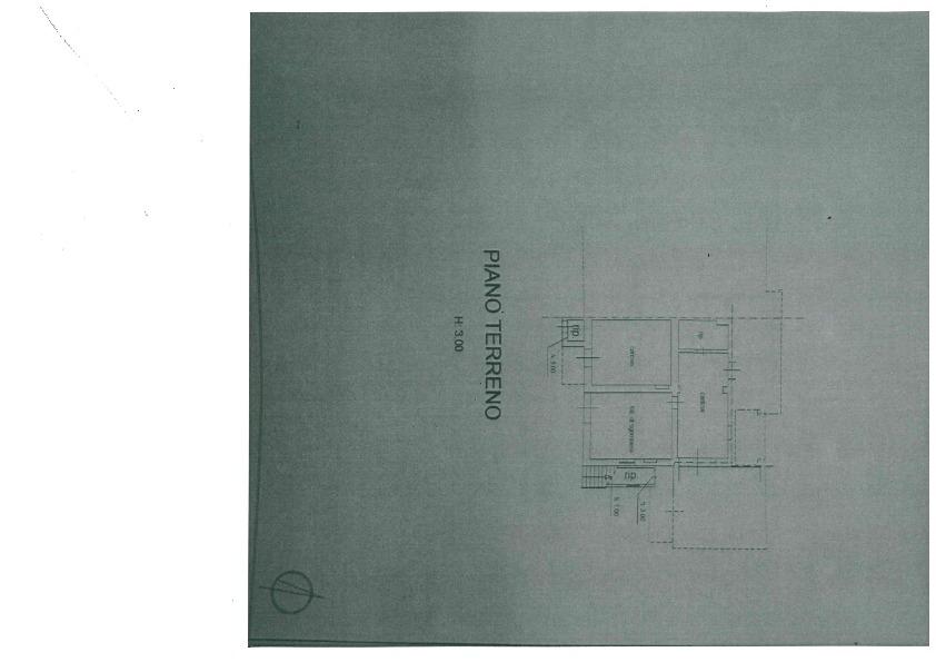 Planimetria 2/5 per rif. 1081