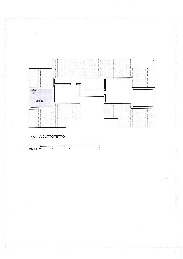 Planimetria 2/2 per rif. 1104