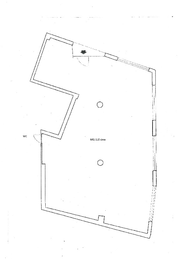 Planimetria /1 per rif. 861