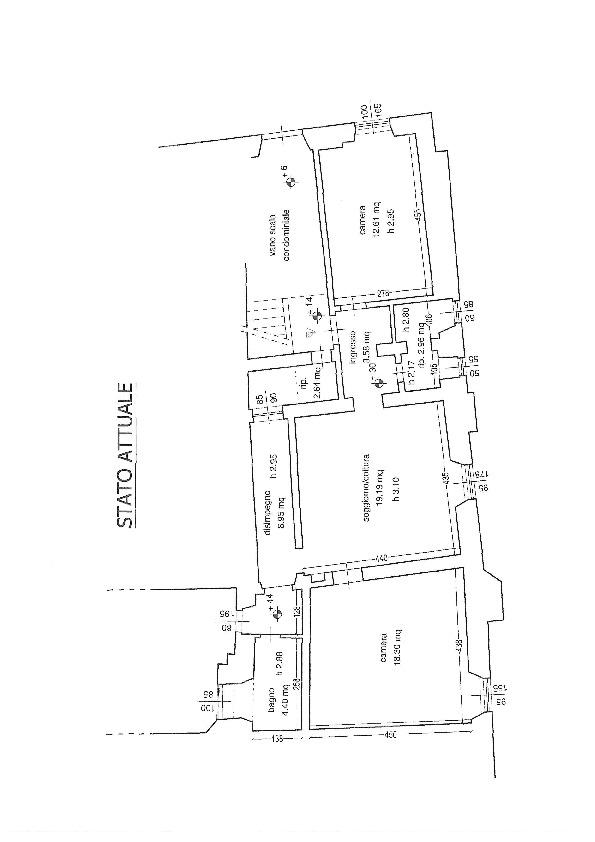 Planimetria /1 per rif. 915