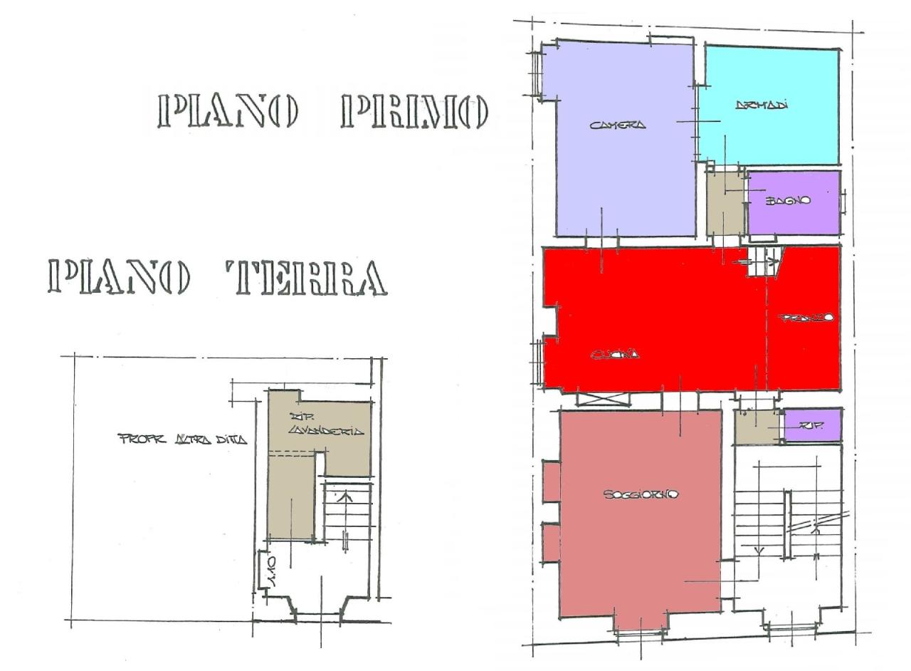 Planimetria 1/1 per rif. 841