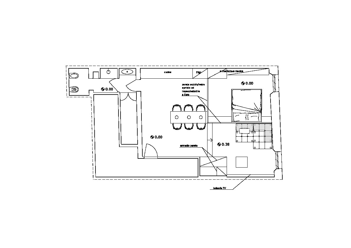 Planimetria 1/1 per rif. 1082