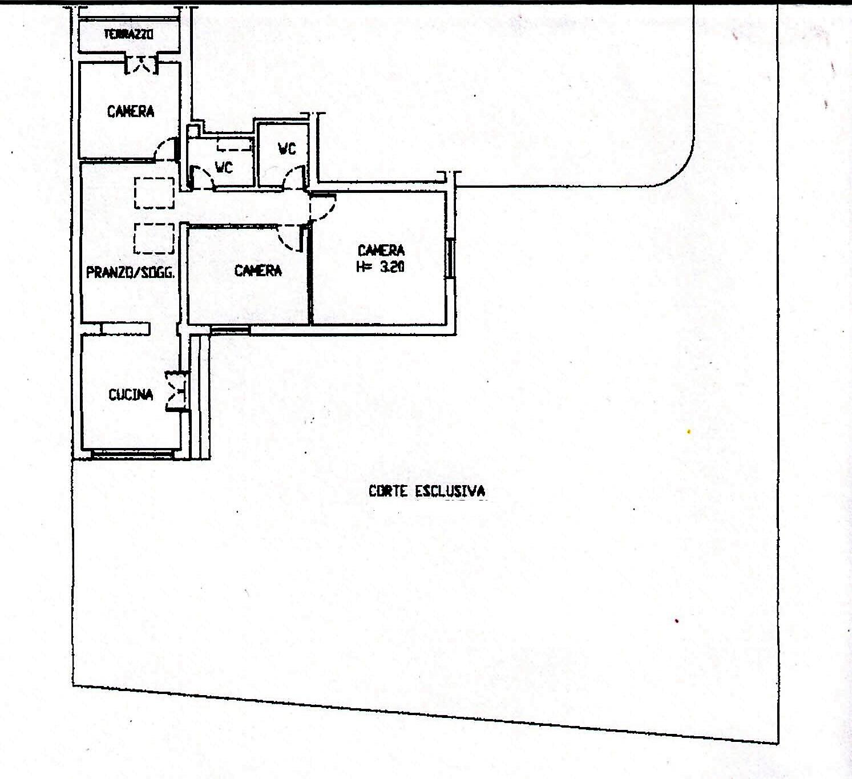 Planimetria 1/1 per rif. 546