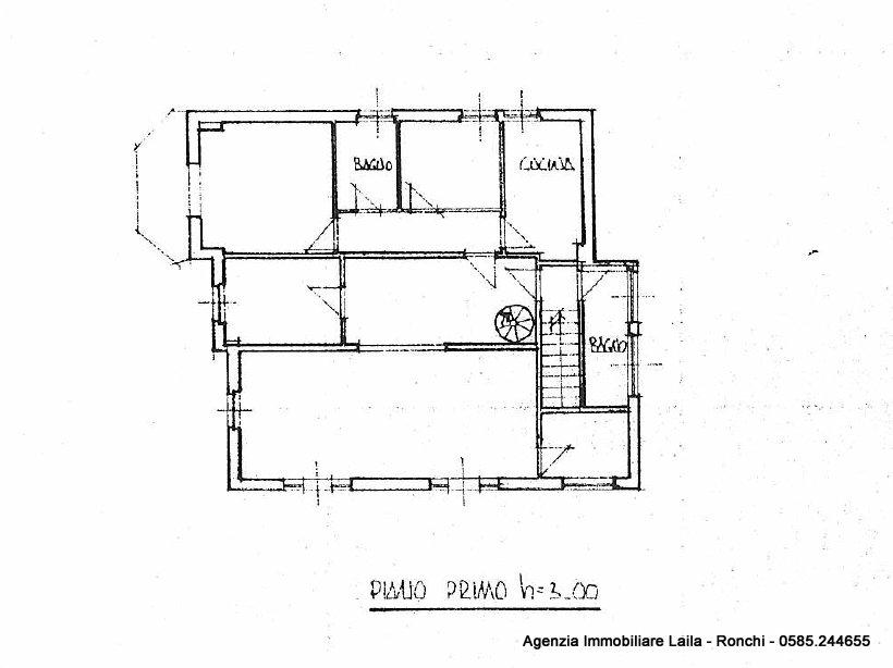 Planimetria 2/2 per rif. 15.49