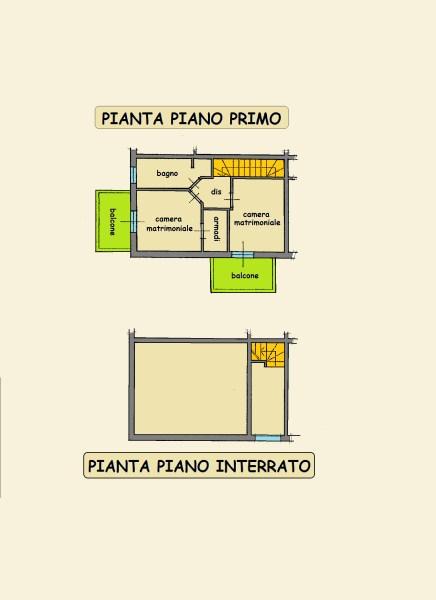 Planimetria 2/2 per rif. 13.04