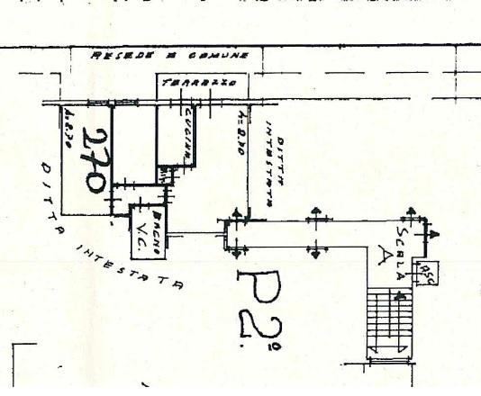 Planimetria 1/1 per rif. MQ-2674