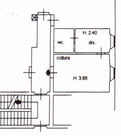 Planimetria /1 per rif. 146