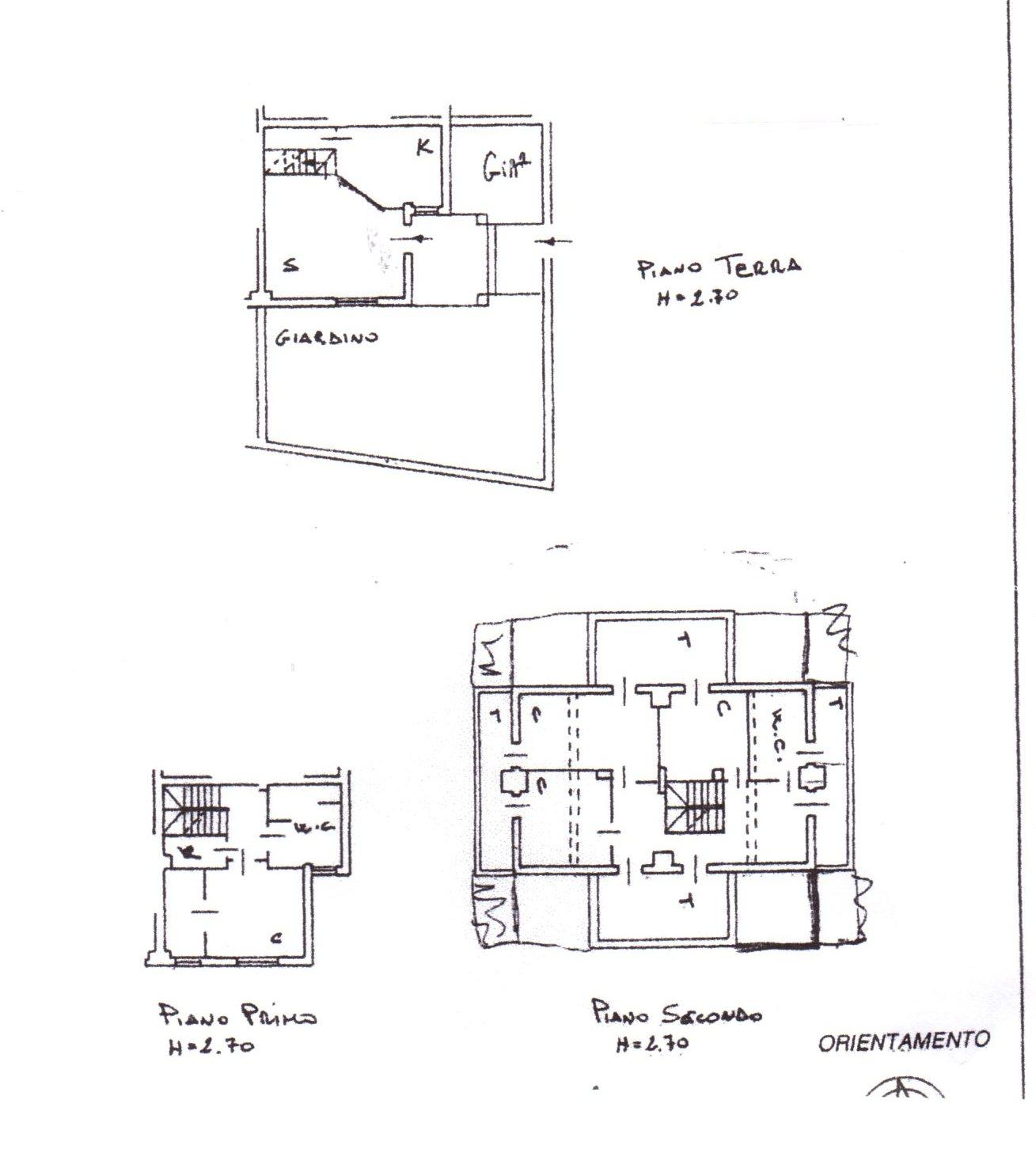 Planimetria /1 per rif. 236