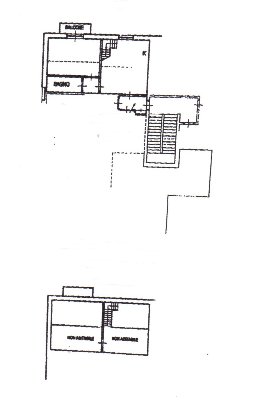 Planimetria /1 per rif. 590