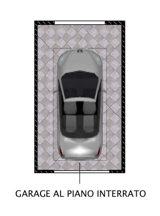 Planimetria 1/2 per rif. LOG-182