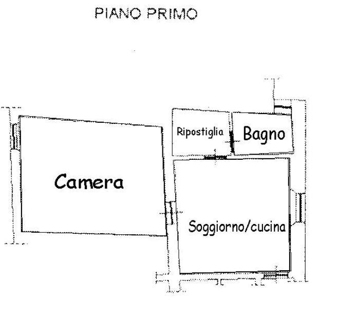 Planimetria 1/1 per rif. 132A