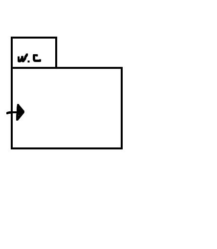 Planimetria 1/1 per rif. 105