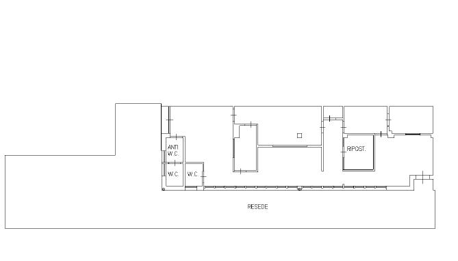 Planimetria 1/1 per rif. 173