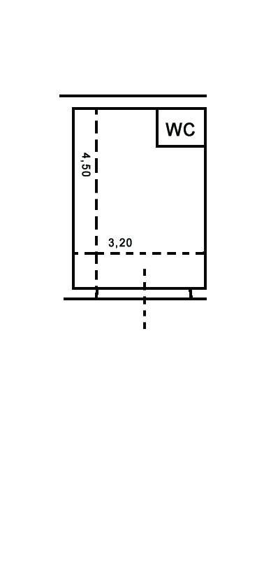 Planimetria 1/1 per rif. 125