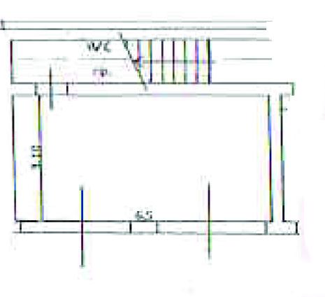 Planimetria 1/1 per rif. 126
