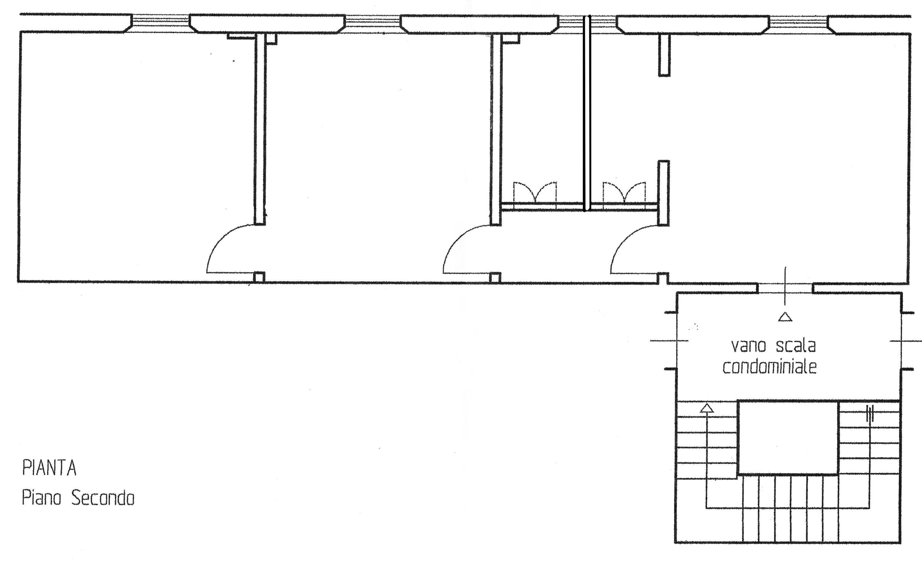 Planimetria 1/1 per rif. 475