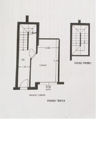 Planimetria 2/2 per rif. 694
