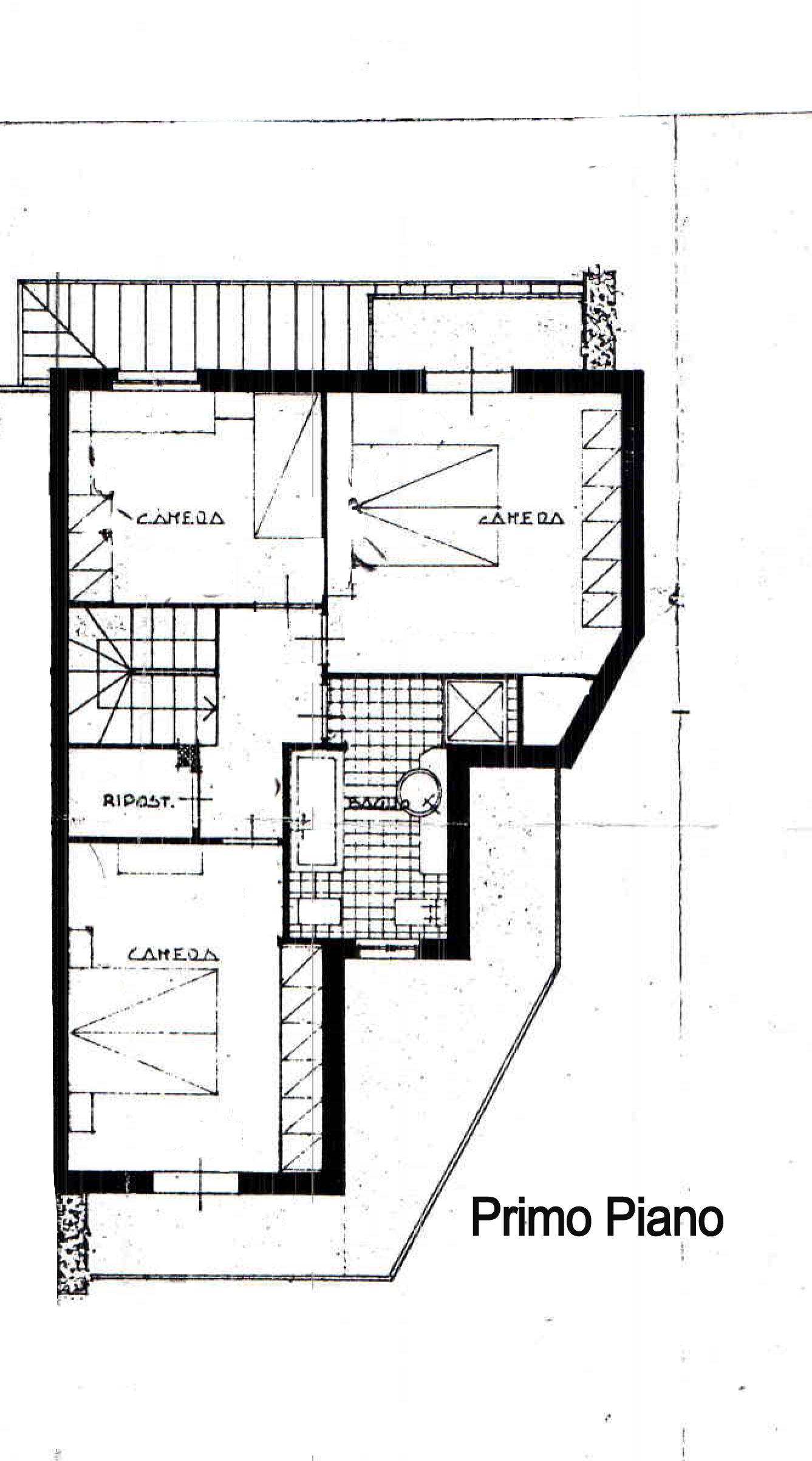 Planimetria 2/2 per rif. 924