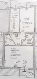 Planimetria 1/1 per rif. 972