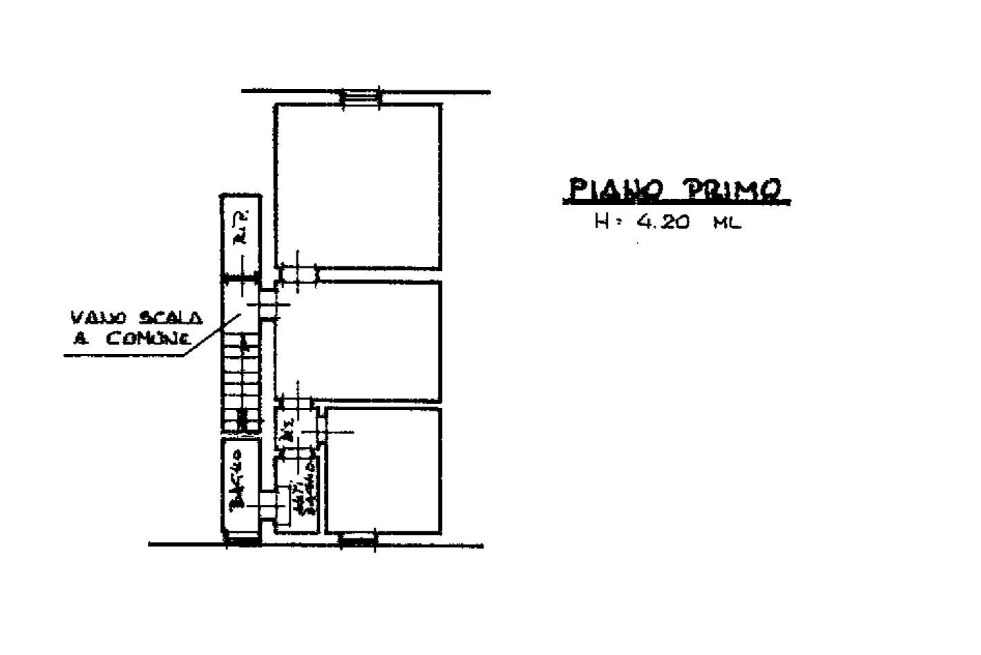 Planimetria 2/2 per rif. 113