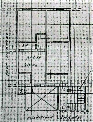 Planimetria /1 per rif. CC133